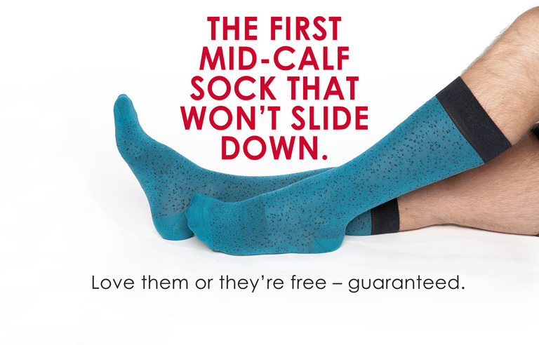 The New Standard in Premium Socks
