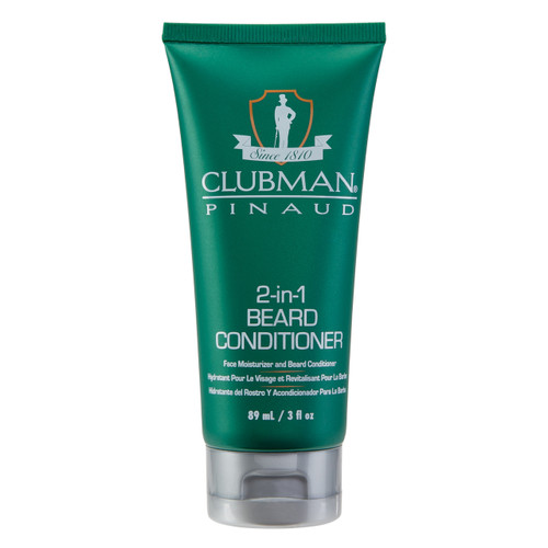 Redefines effective skin care and beard grooming with this combination facial and beard conditioner Formulated with special blend of coconut oil, soy protein and panthenol It does double duty conditioning and soothing irritated skin while leaving beard soft and frizz free Non-comedogenic