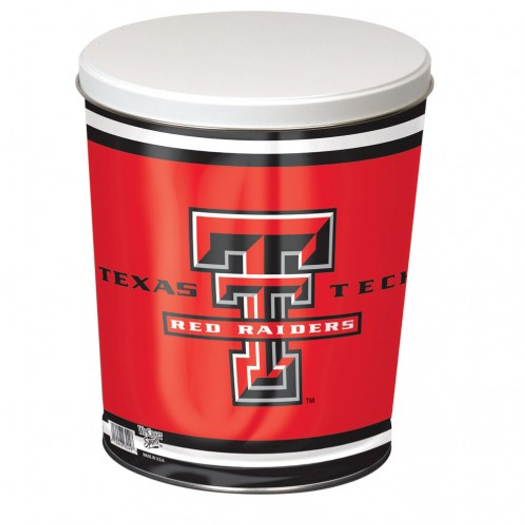 Texas Tech Red Raiders 3 Gallon