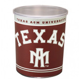 Texas A&M Aggies 1 Gallon Tin