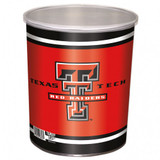 Texas Tech Red Raiders 1 Gallon Tin
