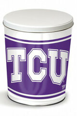 TCU Horned Frogs 3 Gallon