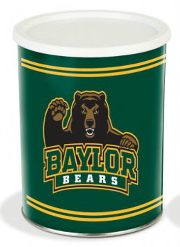 Baylor Bears 1 Gallon Tin