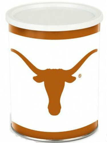 Texas Longhorn 1 Gallon Tin