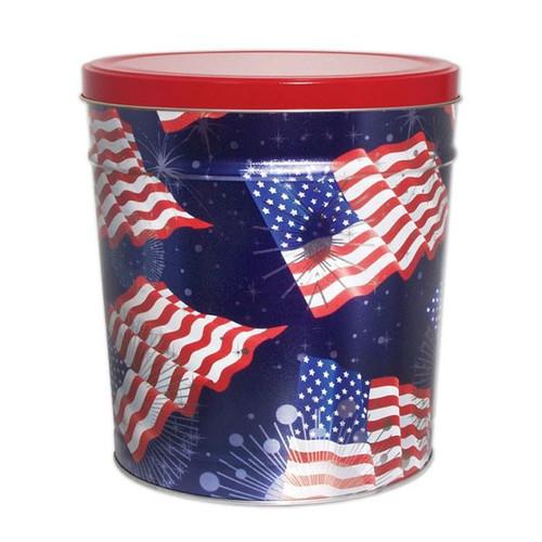 American Flag 3.5 Gallon