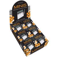 MINIS® Breakaways 10 brushes per pack - 36 packs per box.