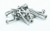 "#8 X 1-5/8"" Star Drive T20 Torx Stainless Steel Deck Screws"
