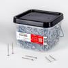 """QTY 1750 pcs Stainless Steel Deck Screws # 10 X 3"""" T25 torx star drive (25lb)"""