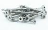 """Stainless Steel Deck Screws #10 X 2"""" Star Drive T25 Torx (QTY 1750 - 15.8lb)"""