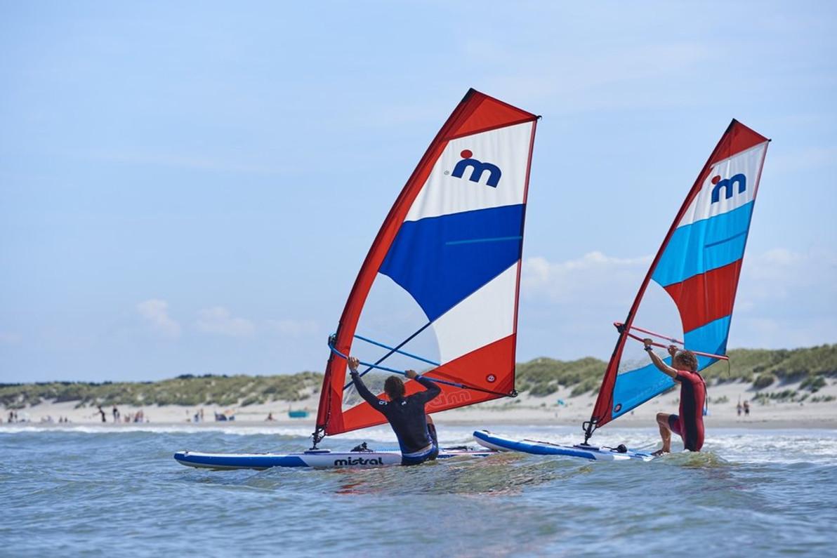 MISTRAL GOES BACK TO ITS WINDSURFING ROOTS WITH EXCITING NEW WINDSUP MODELS
