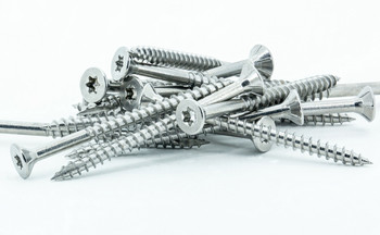 Eagle Claw Tools and Fasteners 10 x 2 1/2 Inch Stainless Steel Deck Screws  T25 Star Drive Included 100, 350 or 1750 bucket