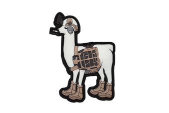 Counter Drama Llama Patch