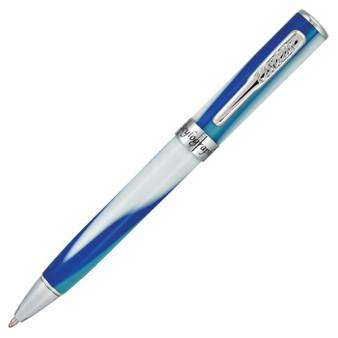 Conklin Stylograph Matte Arctic Blue Ballpoint Pen