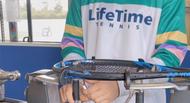 Tennis Racquet Restringing | LifeTime Pro Shop