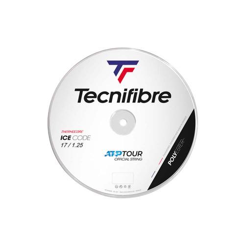 Tecnifibre Ice Code 1.25 / 17G String (White) Reel 200m