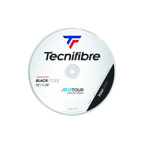 Tecnifibre Black Code 1.28/16G Reel - 200m
