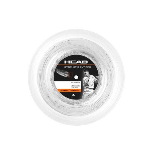 Head Synthetic Gut PPS (White) 1.25/17G Reel 200m