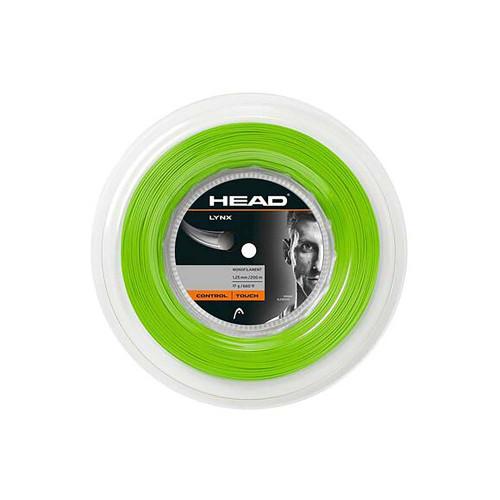 Head Lynx 1.25/17G (Green) String Reel 200m