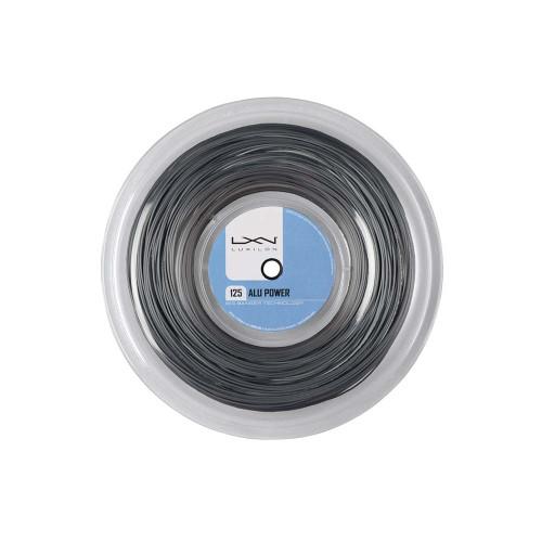 Luxilon ALU Power Silver 1.25 String Reel - 220m