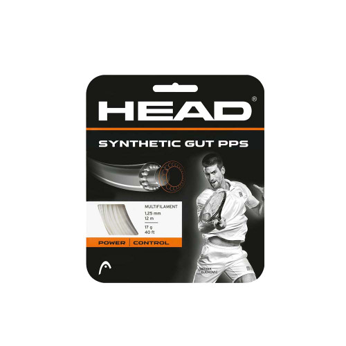 Head Synthetic Gut PPS (White) 1.3/16G Set