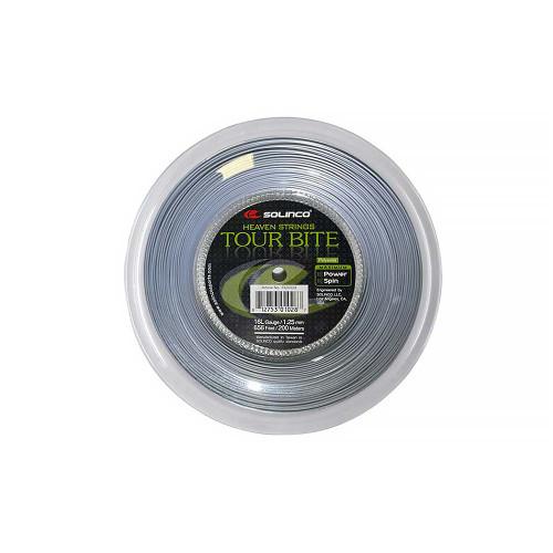 Solinco Tour Bite 1.25/16L G String Reel 200m