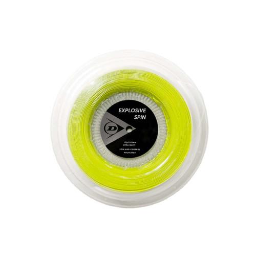 Dunlop Explosive Spin 1.25/17G (Yellow) Reel - 200m