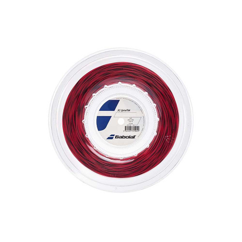 Babolat SG SpiralTek (Red) 1.3/16G String Reel 200m