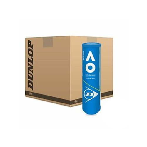Dunlop AO (4 Ball can) Carton 72 balls