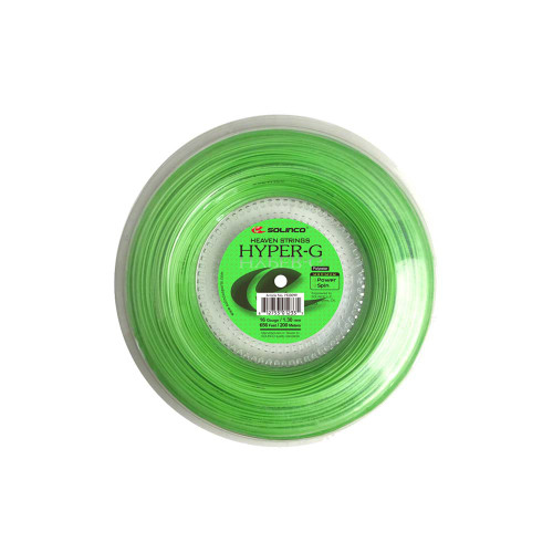 Solinco Hyper-G 1.3/16 String Reel 200m