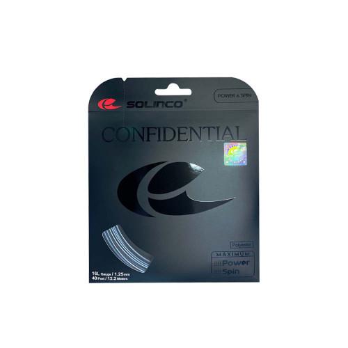 Solinco Confidential 1.25/16L G Set