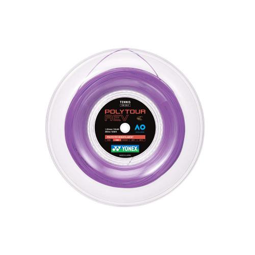 Yonex Poly Tour Rev (Purple) 1.25/16LGA  String Reel