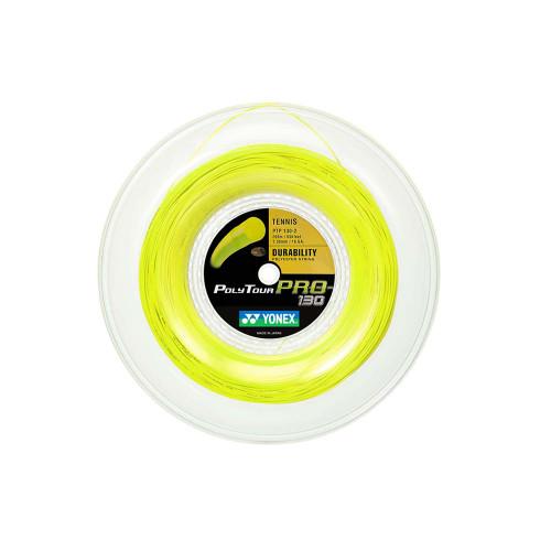 Yonex Poly Tour Pro (Yellow) 1.3/16GA String Reel