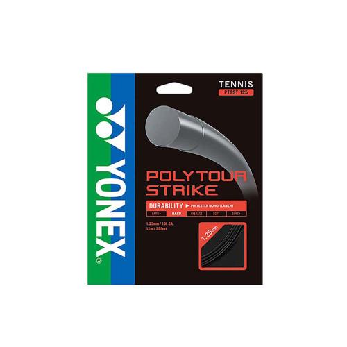 Yonex Poly Tour Strike (Black) 1.25/16LGA Set