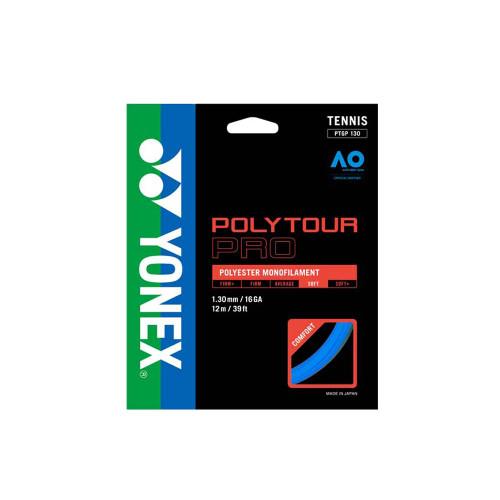 Yonex Poly Tour Pro (Blue) 1.3/16GA Set