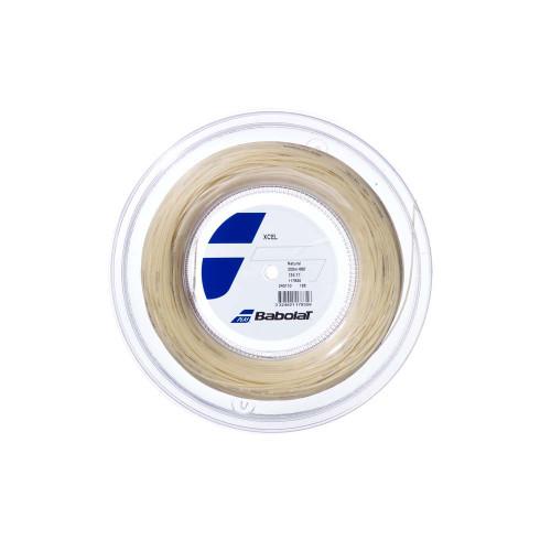 Babolat Xcel (Natural) 1.25/17G String Reel 200m