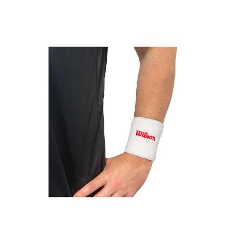 Wilson Wrist Band XL White