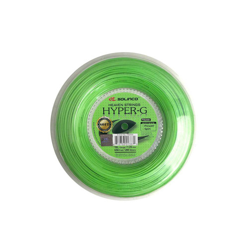 Solinco Hyper-G SOFT 1.25/16L String Reel 200m