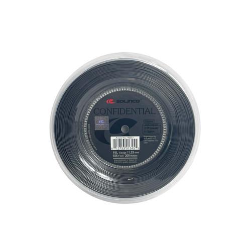 Solinco Confidential 1.25/16L String Reel 200m