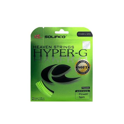 Solinco Hyper-G SOFT 1.3/16 G Set