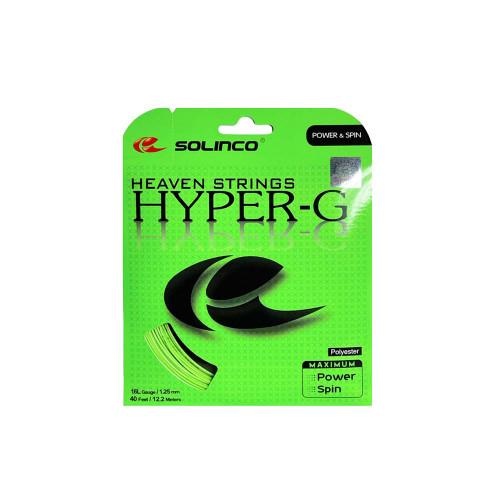 Solinco Hyper-G 1.25/16L G Set