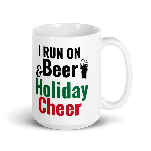 Beer and Cheer Mug