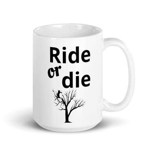 Ride or Die Cats Mug