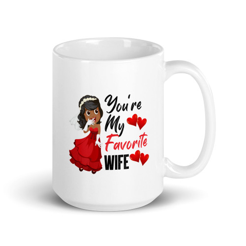 You're My Favorite Wife V2 Mug