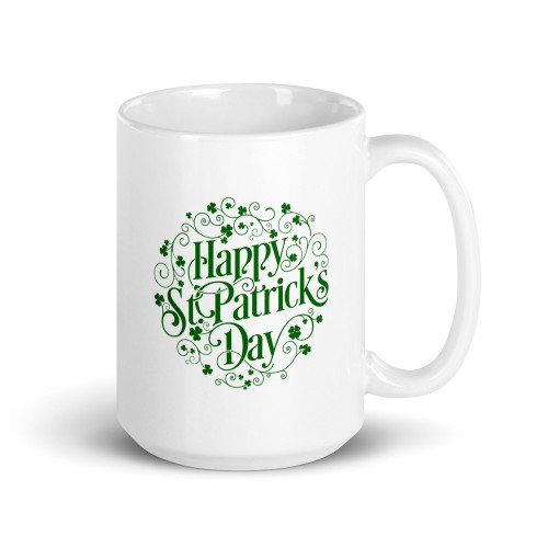 Happy St. Patrick's Day Mug