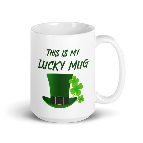 This is My Lucky Mug