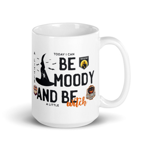 Today I Can Be A Witch Mug