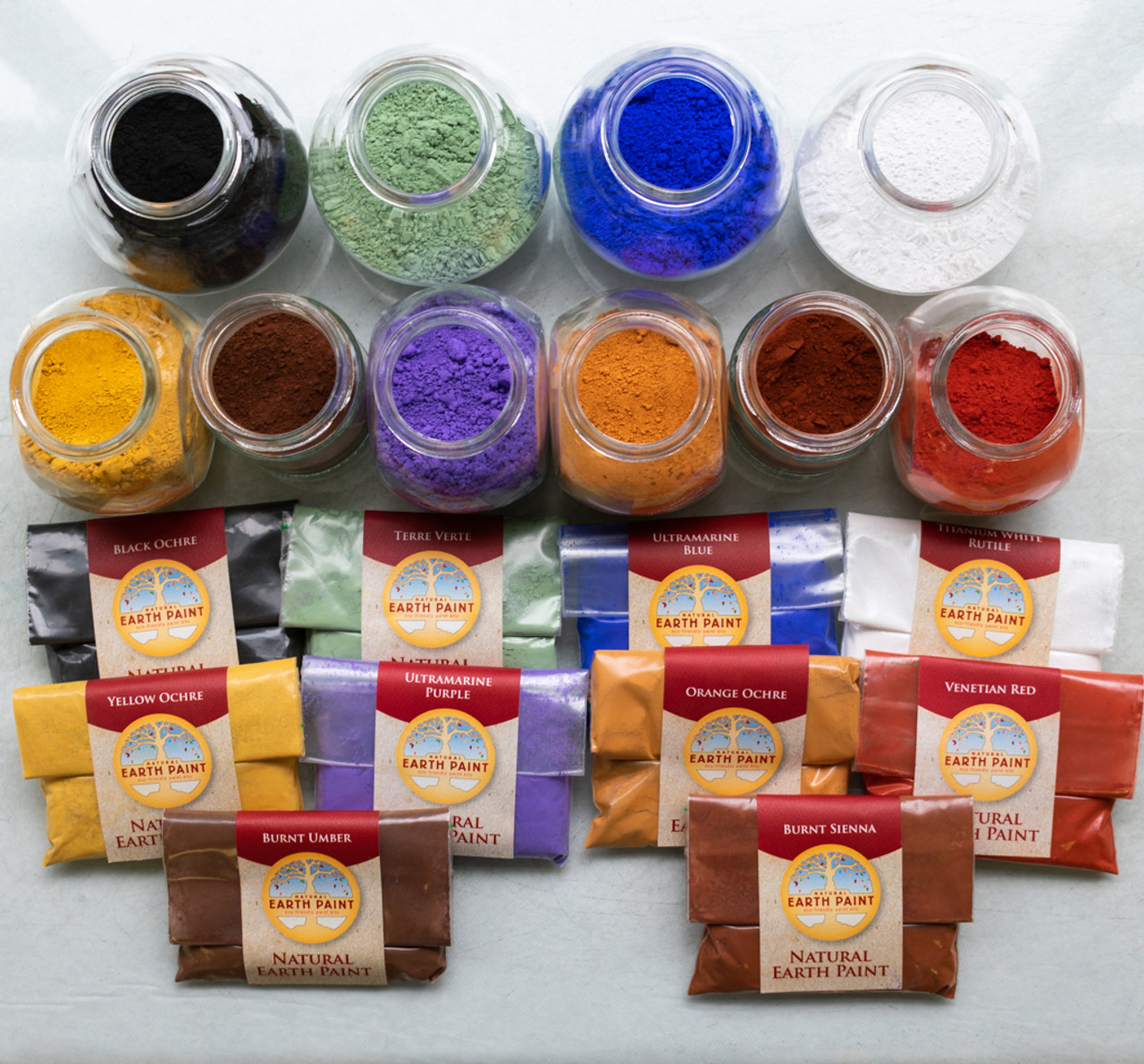 The Complete Eco Friendly Artists Oil Paint Kit