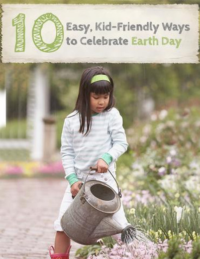 Featured in Green Child Magazine (and more ways to celebrate Earth Day!)