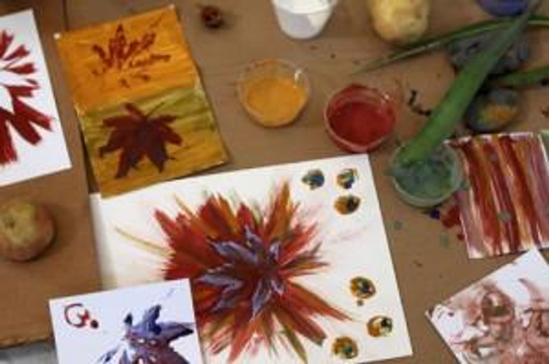 Make Your Own Natural Paint Brushes with Plants