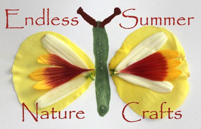 Endless Summer Nature Crafts